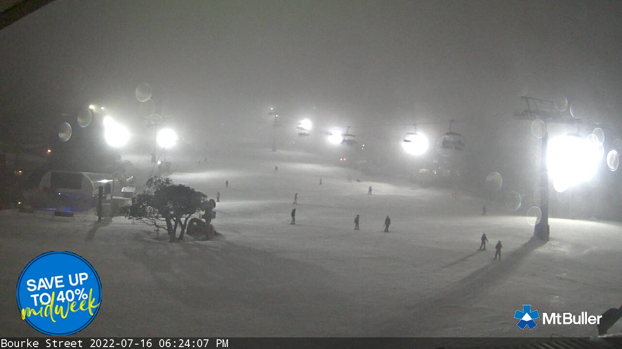 mt buller snow cams
