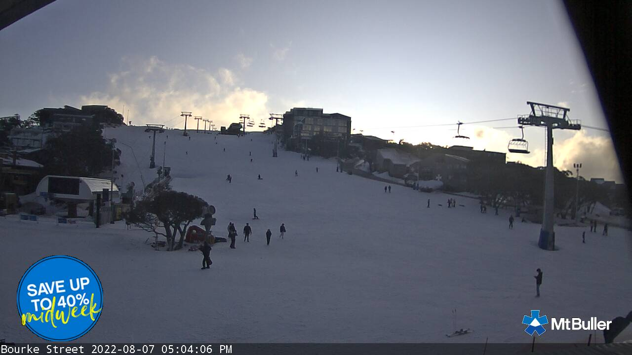 Mt Buller Webcam