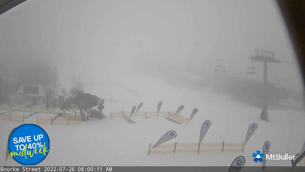 Webcams de Mt. Buller
